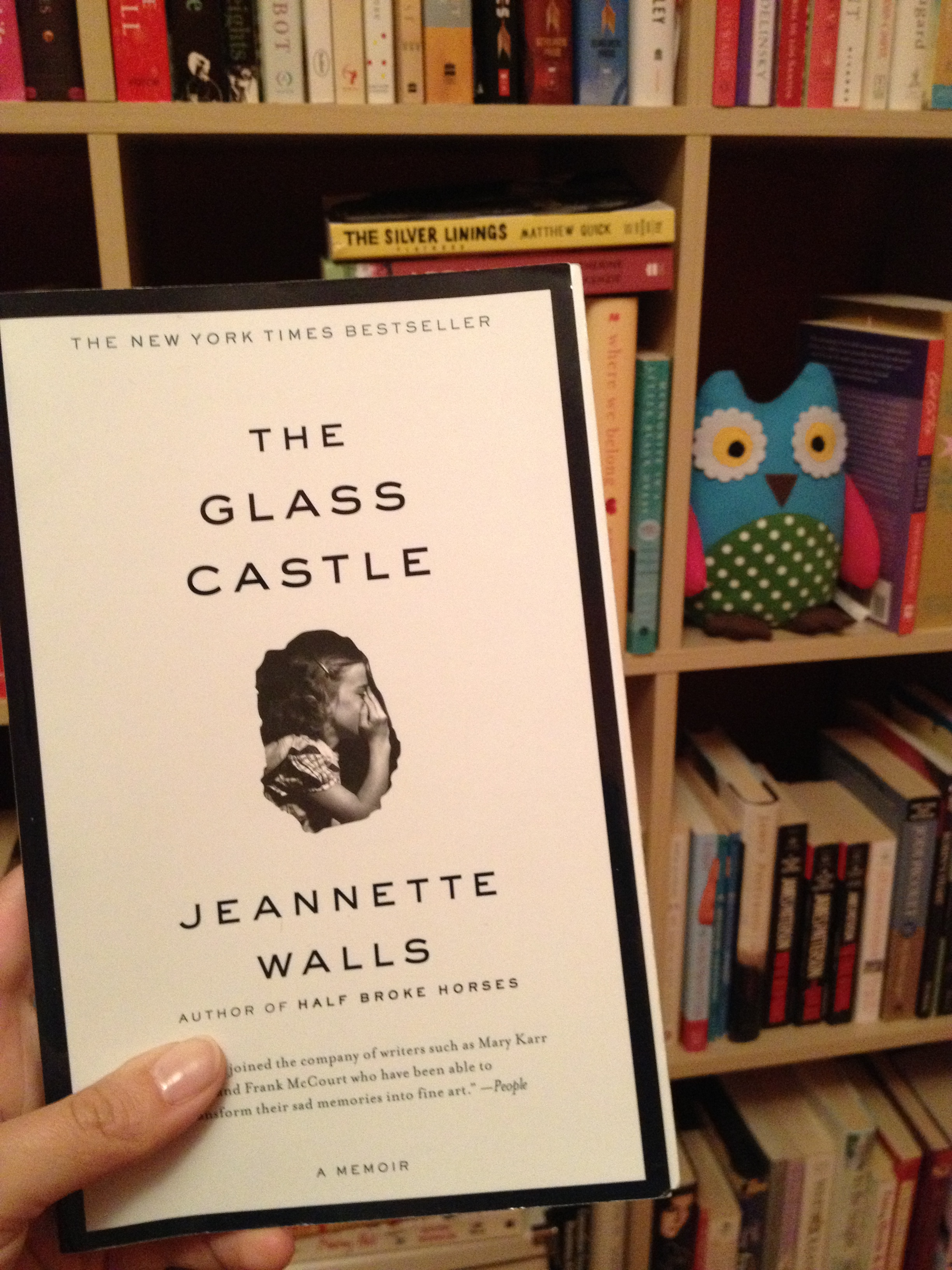 the glass castle analysis In walls' eyes, the best thing a girl can be is strong, motivated, and, most importantly, educated throughout the glass castle, walls uses anecdotes, figurative language, and a repetition of words that proves her stance is one that plainly contradicts daisy's statement about what furthers the life of women.